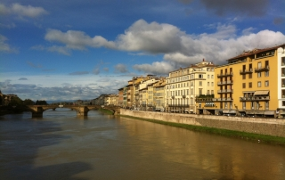 Florence Marathon last weekend of November