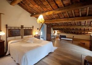 Villa Cicolina Montepulciano suite