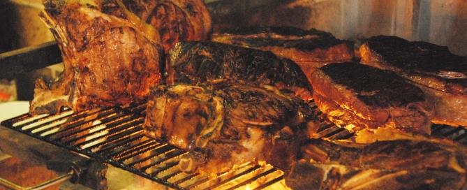 Cecchini the Butcher from panzano