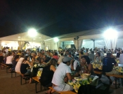 Sagra village feast in Tuscany
