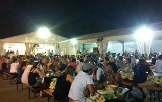 Sagra village feast in Tuscany