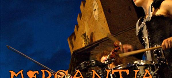 Mercantia di Certaldo Alto street theatre festival