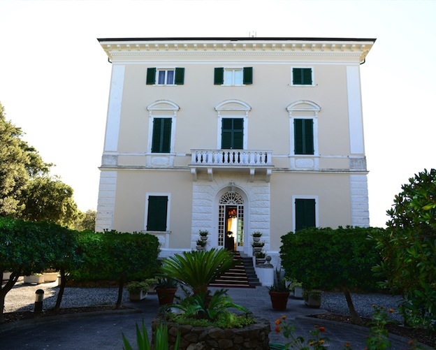 Villa Parisi Castiglioncello