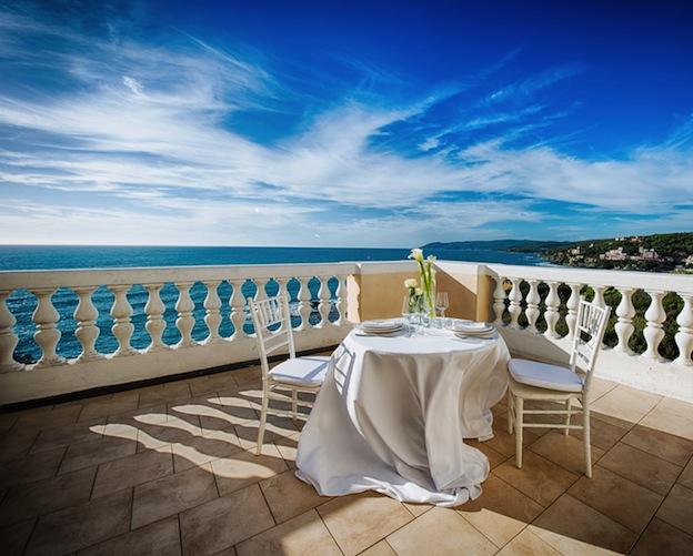 Seaside hotel in Castiglioncello Tuscany