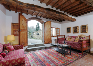 Poggetto Country house in Chianti