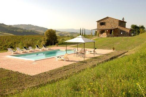 Villa Gigli Tuscany
