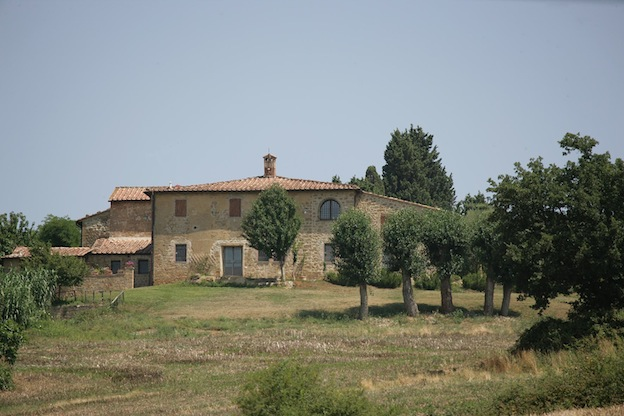 My place in tuscany