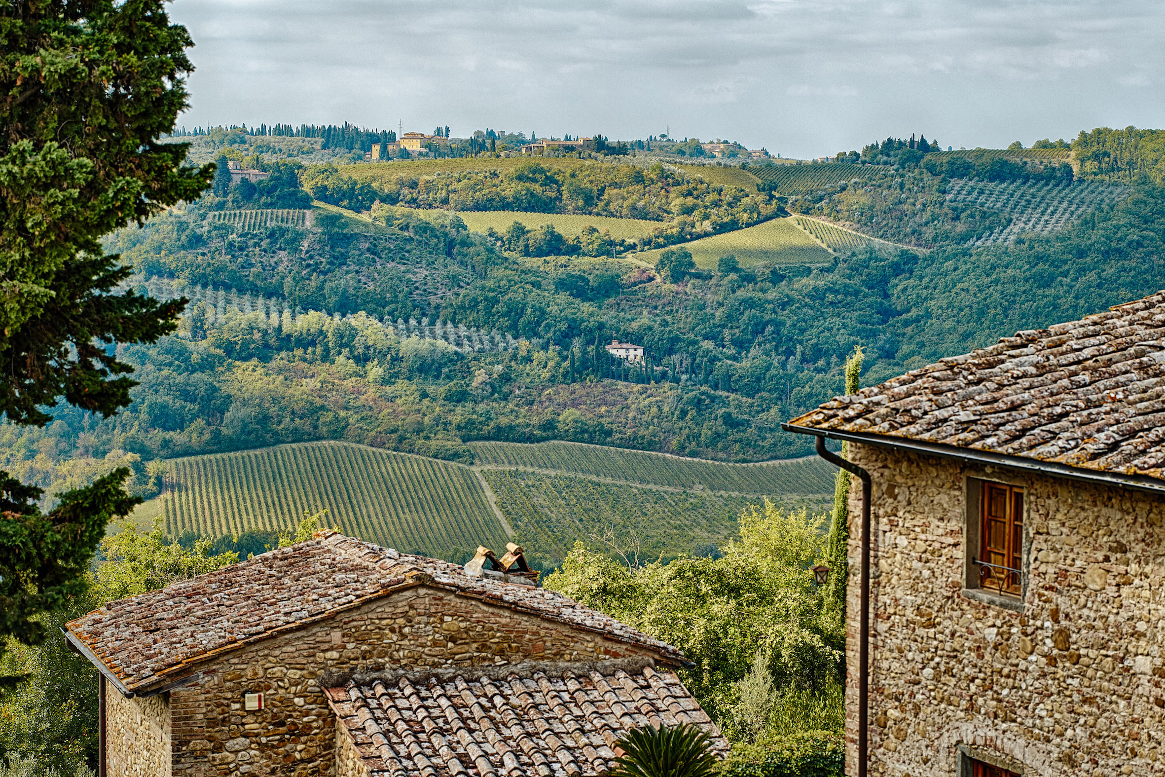 Lovely Places to Stay in Tuscany