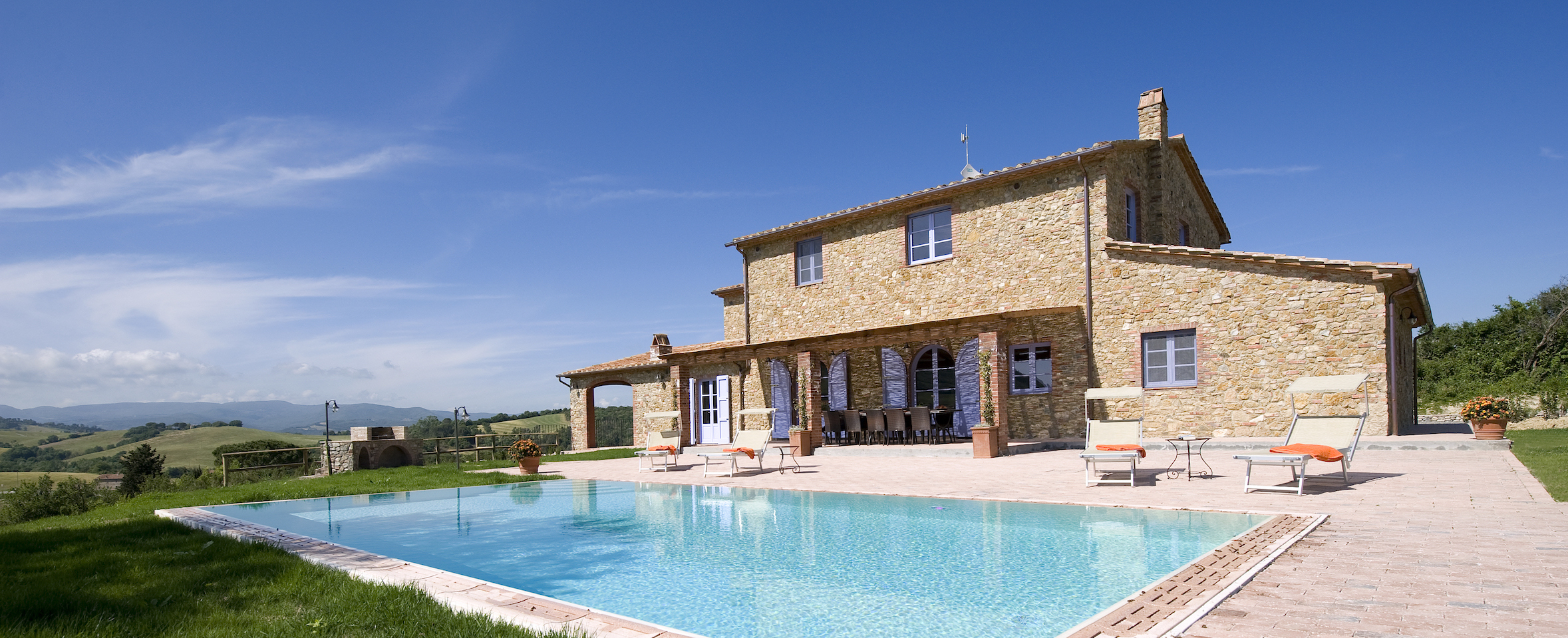 Your private villa in Tuscany with swimming pool