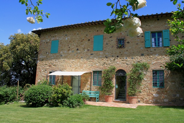 Special place in tuscany